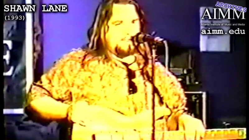 Shawn Lane Clinic at the Atlanta Institute of Music Media (1993) featuring Andy Timmons