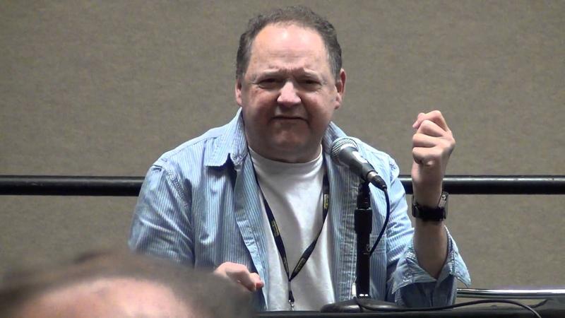 Babylon 5 Tron Panel @ Megacon 2012 (part 2)