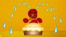 АНТИСТРЕСС ПРОТИВ ЕДЫ ! ЧЕЛЛЕНДЖ ГОТОВКИ - FOOD CHALLENGE в игре Kick the Buddy 6 крутилкины