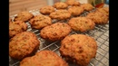 Coconut Plantain Sweet Potato Breadcrumb Cookies Cooking with Kimberly
