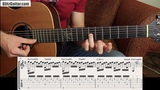 Revamp E minor Chord by using Awesome Fingerstyle Chords