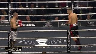 Leon Bauer vs Marco Miano (24-02-2018)