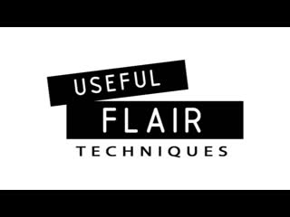 Useful flair techniques