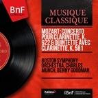 Wolfgang Amadeus Mozart альбом Mozart: Concerto pour clarinette, K. 622 & Quintette avec clarinette, K. 581
