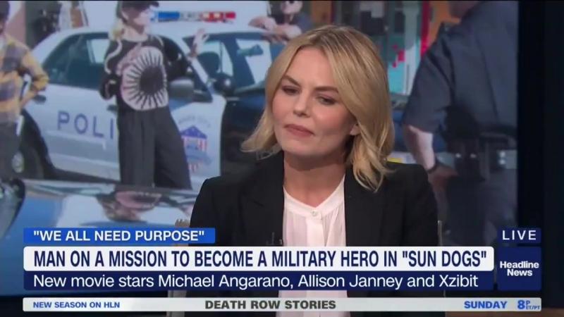 Jennifer Morrison Interview - Headline News