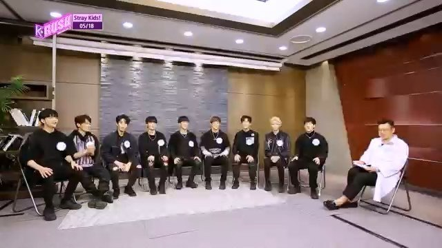 "Stray Kids (스트레이키즈) OT9 on Instagram ""[180516] [PREVIEW] Stray Kids on KBS 'K-RUSH' Season 3! It will broadcast on May 18th @ 630PM KST"""