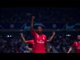 Алекс Хантер - игрок Реала