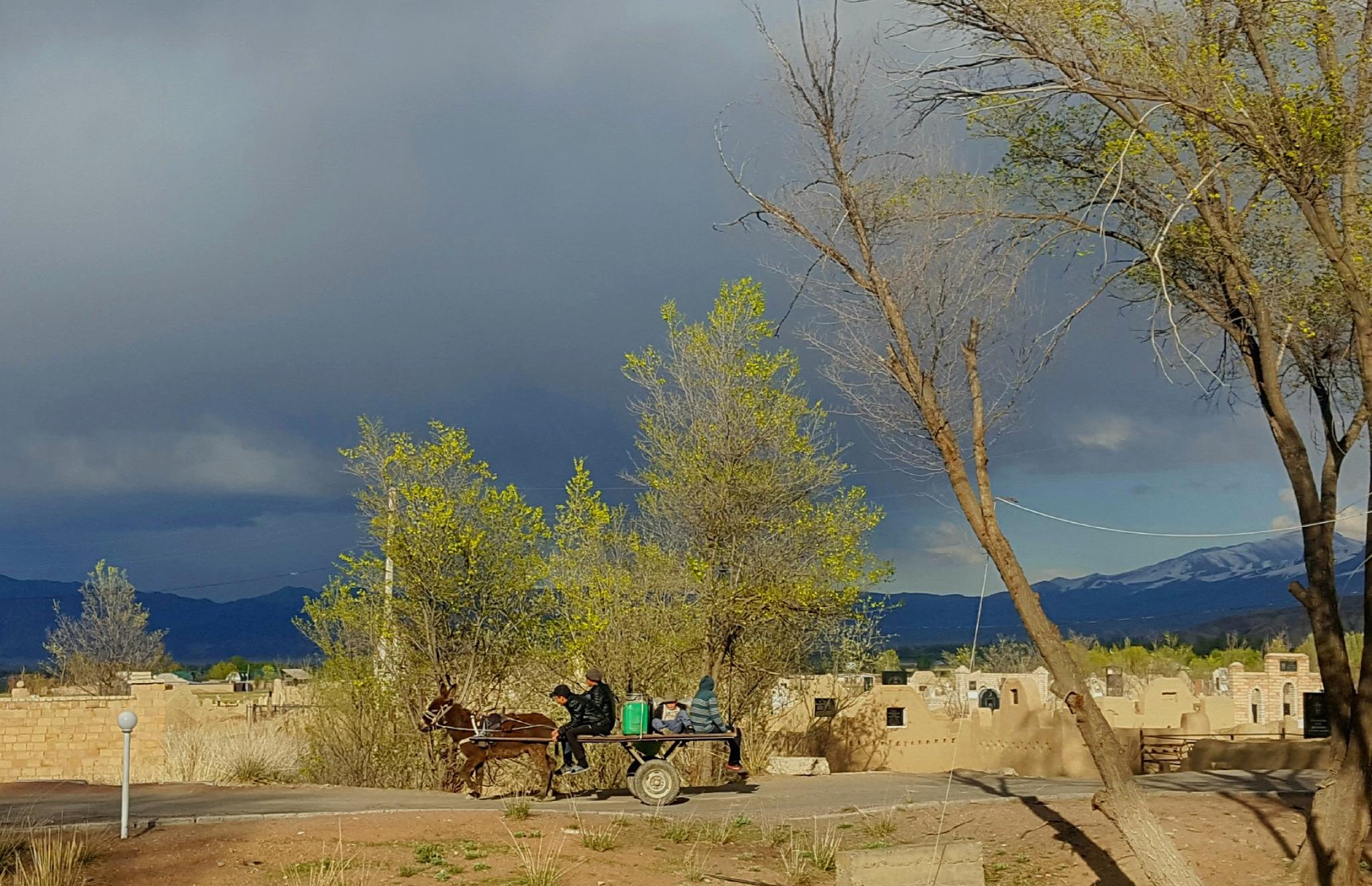 Одиссея по Кыргызстану