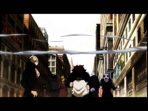 【MAD】血界戦線×No Reason