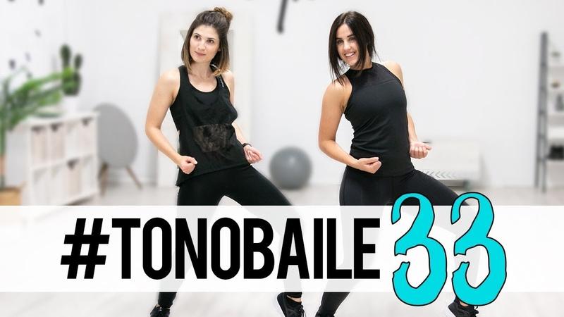 Ejercicios de cardio y tono bailando | MI CUBA TonoBaile 33