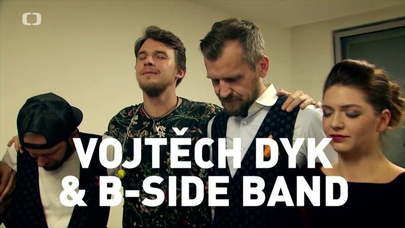 Vojtěch Dyk B-Side Band Tour 2017