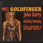 John Barry альбом Goldfinger