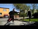 P. H. Mair duseggen Pierwsza Forma - Ćwiczenie na palu - różne bronie