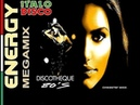 Energy 80s Discotheque - Megamix /Chwaster Mixx/ Italo Disco High Energy