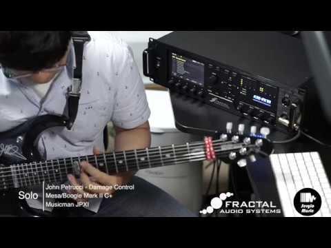 Fractal Audio Systems - Axe FX 3 sound sample