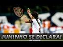 Juninho Pernambucano faz gesto obsceno para torcida do Sport