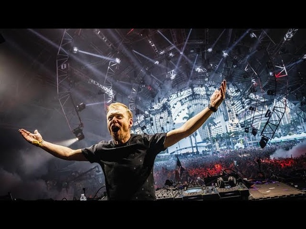 Armin van Buuren live at Ultra Music Festival Miami 2018 A State Of Trance Stage