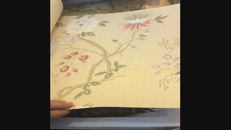 🍀Botanica новая коллекция от ColeSon🍀. ⠀ Botanica предлагает сезонные исследования английского пейзажа- от завораживающего вели