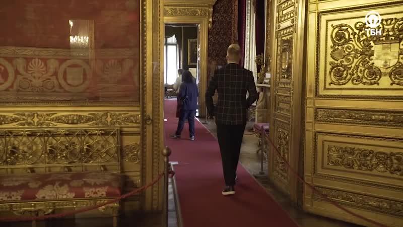 Капелла Плащаницы и загадки палаццо Реале. Смотрите программу «Неизвестная Итали