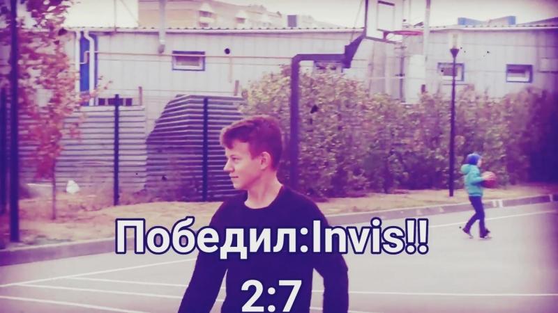 Лучшие моменты Влада когда он играл 1 на 1 против Коли Streetball 1 on 1 Best Moments