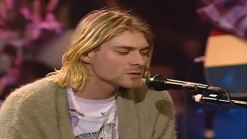 Nirvana - Oh, Me (MTV Unplugged In New York, Live For MTV At Sony Studios, NYC, USA 18.11.1993)