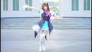 【中国人が日本の曲で踊ってみた】お願い!シンデレラ【麦麥籽】【12450
