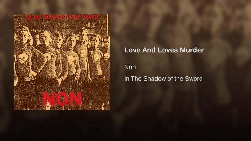013 - Love And Loves Murder