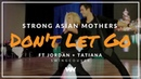 Strong Asian Mothers Don't Let Go ft Jordan Tatiana Pro Freestyle Show