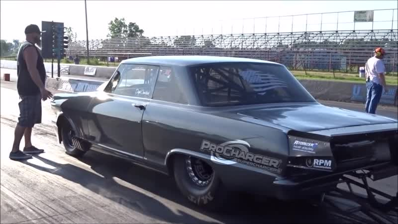 Daddy Dave vs Nitrous Monte Carlo at Thunder Valley