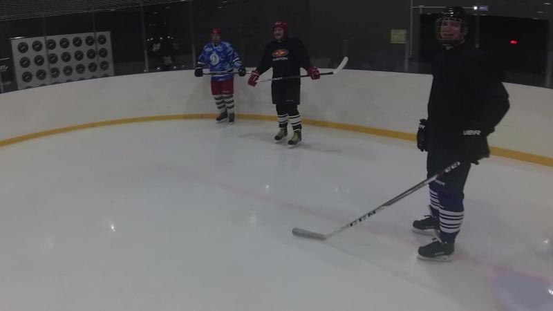 Комплексная подготовка на льду в LarionovHockeyGym