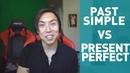 ВРЕМЕНА В АНГЛИЙСКОМ ЯЗЫКЕ КАК ПРАВИЛЬНО ИХ ВЫБИРАТЬ В ДИАЛОГЕ *Past Simple vs Present Perfect*