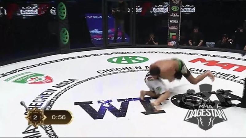 WFCA46 Магомедгаджи Сиражудинов vs Саламу Закаров