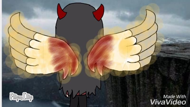 Fallen angel |MEME|