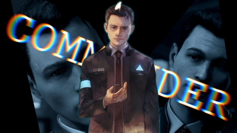 Connor [Detroit: Become Human] - Commander [Day 26 - Try to imitate someone else's style]