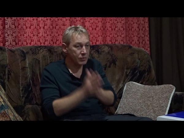 Август Ваал. Ретрит в Подмосковье 15.10.2016 (часть 1)