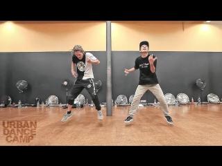 Wake Me Up - Avicii ft Aloe Blacc - Hilty Bosch Showcase Locking - 310XT Films - URBAN DANCE CAMP