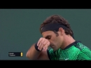 Roger Federer - Rafael Nadal Indian Wells 2017 R4 World Feed Full Match