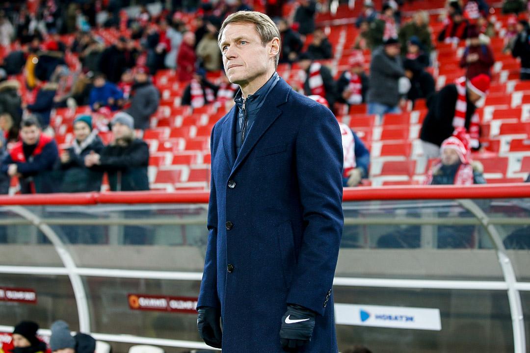 Олег Кононов: Результат не радует, но есть второй матч