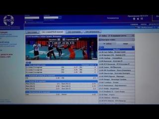 Бесплатная Live стратегия на волейбол  Система Мажарова