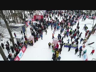 Лыжные гонки на кубок губернатора Курской области 24.02.19