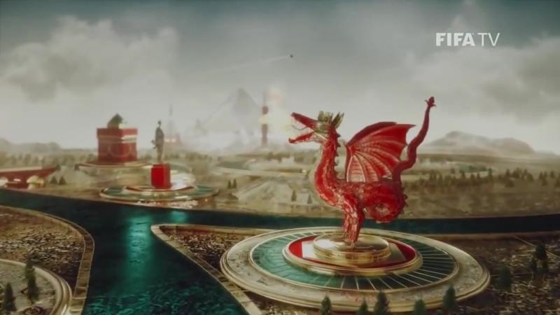 ТВ заставка FIFA 2018 feat Games Of Trones