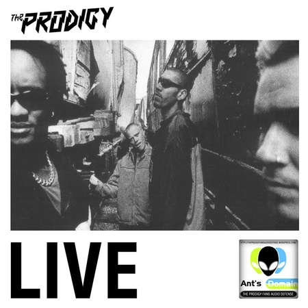 The Prodigy - Mindfields (Live At BDO - Melbourne 2002)
