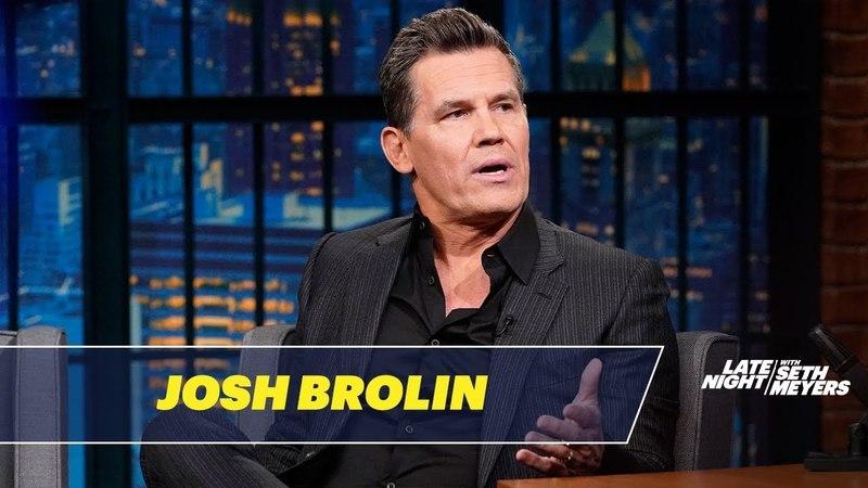 Mark Ruffalo Convinced Josh Brolin to Play Thanos in Avengers Infinity War