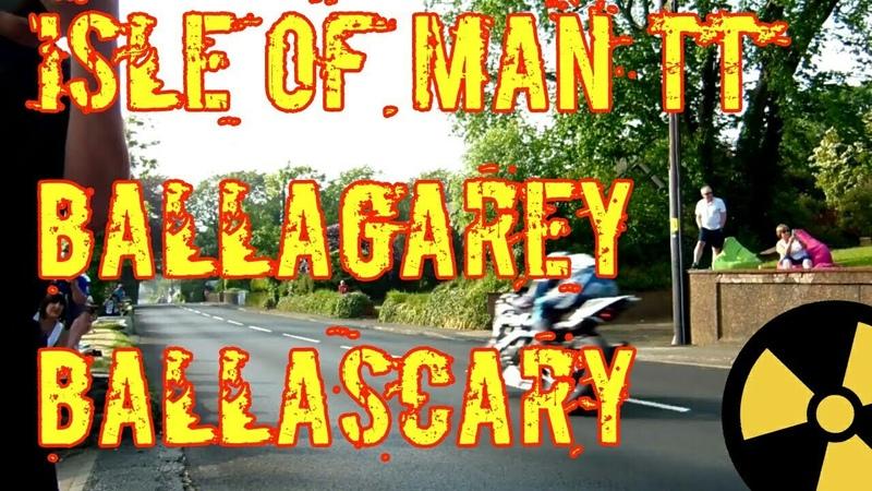 TT 2018 ballagarey BALLASCARY FLYBYS
