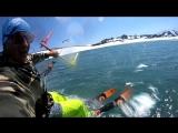 Rise Up 2018 - Kiteboarding in the caldera Gorely volcano, Kamchatka
