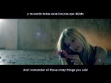 Avril Lavigne - Wish You Were Here (Subtitulado Espa