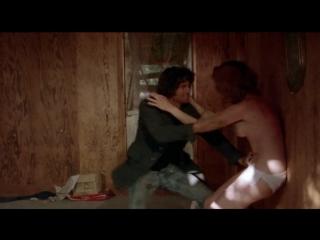 сцены насилия(изнасилование, rape, бдсм, bdsm) из фильма: Путешествие с учителем(Trip with the Teacher) -1975 г, Кэти Вортингтон