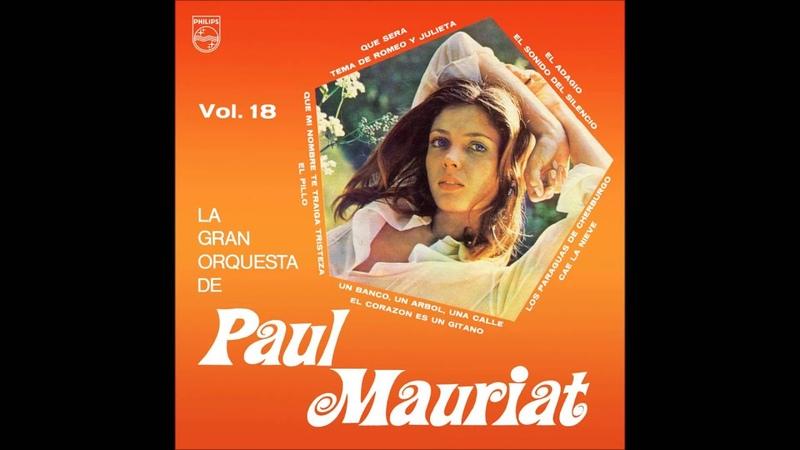 Paul Mauriat Vol.18 (Venezuela 1972) [Full Album]