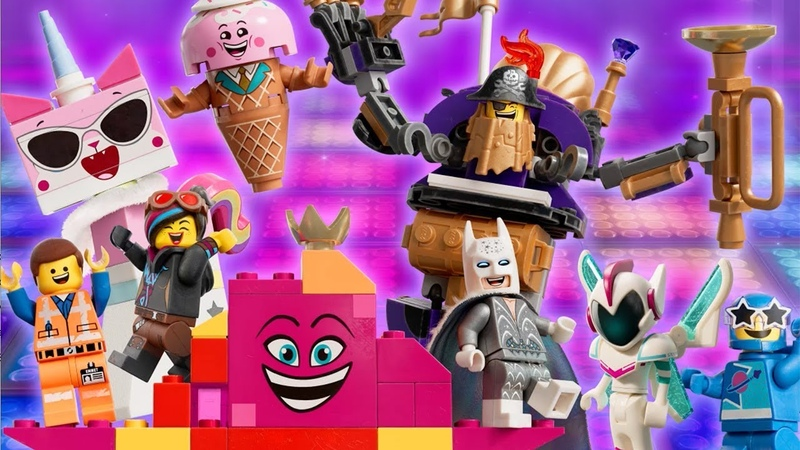 The LEGO Movie 2 The Second Part The Song That Will Get Stuck Inside Your Head