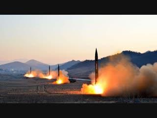 Вашингтон наращивает ядерное оружие, но обвиняет в этом Россию.